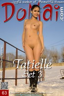 Tatielle in Set 3 gallery from DOMAI by Pasha Lisov