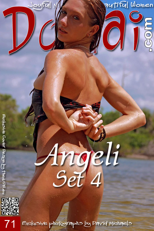 Angeli - `Set 4` - by David Michaels for DOMAI