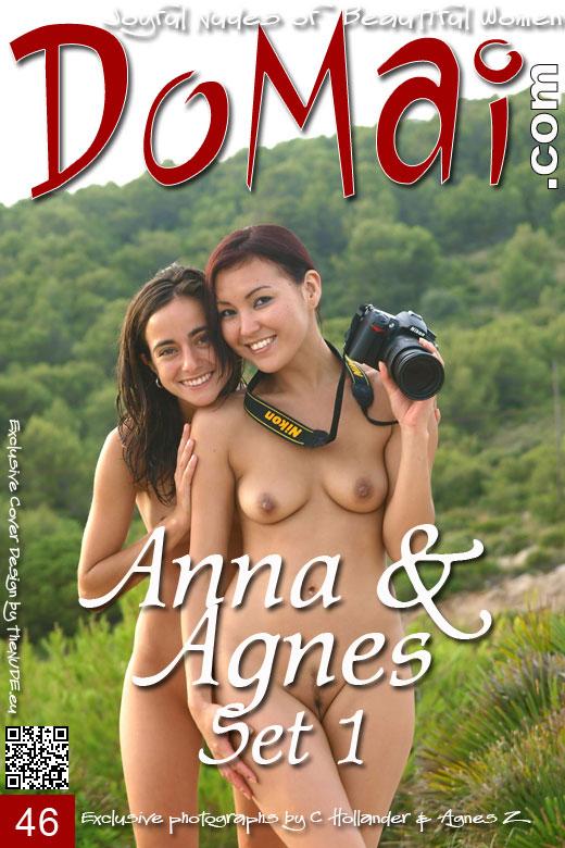 Anna & Agnes - `Set 1` - by C Hollander & Agnes Z for DOMAI