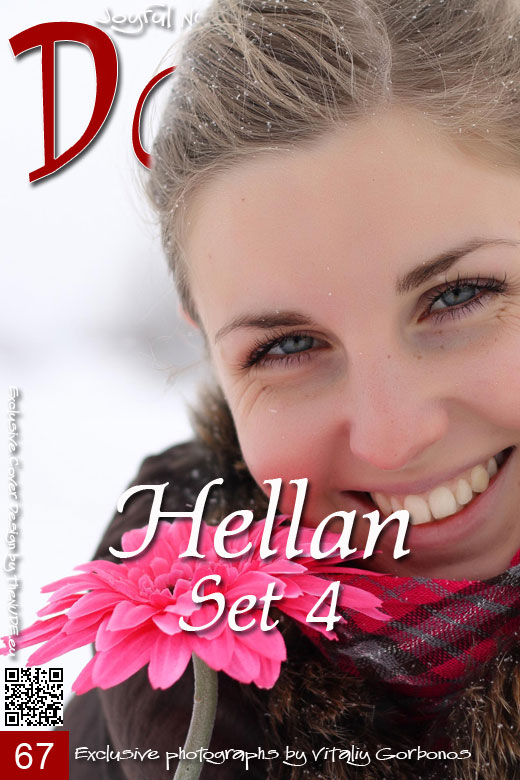 Hellan - `Set 4` - by Vitaliy Gorbonos for DOMAI