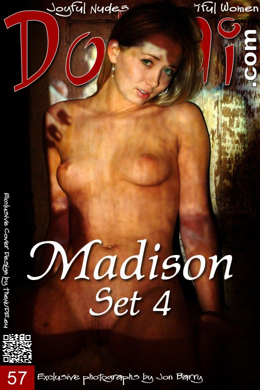 Madison - `Set 4` - by Jon Barry for DOMAI