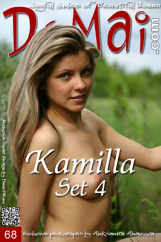 Kamilla - `Set 4` - by Aleksandra Almazova for DOMAI