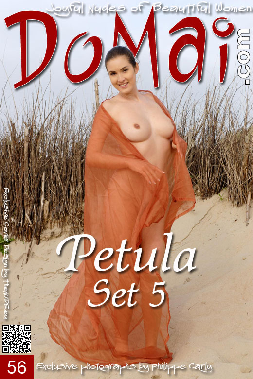 Petula - `Set 5` - by Philippe Carly for DOMAI
