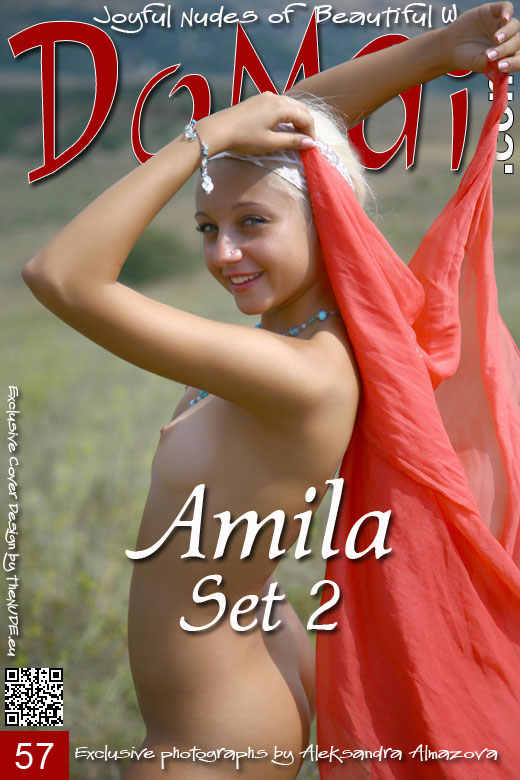 Amila - `Set 2` - by Aleksandra Almazova for DOMAI