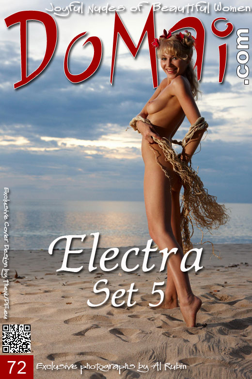 Electra - `Set 5` - by Al Rubin for DOMAI