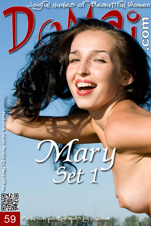 Mary - `Set 1` - by Juliana for DOMAI