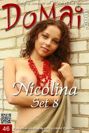 Nicolina in Set 8 gallery from DOMAI by Pavel Egorow