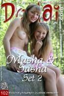 Masha & Sasha - Set 2