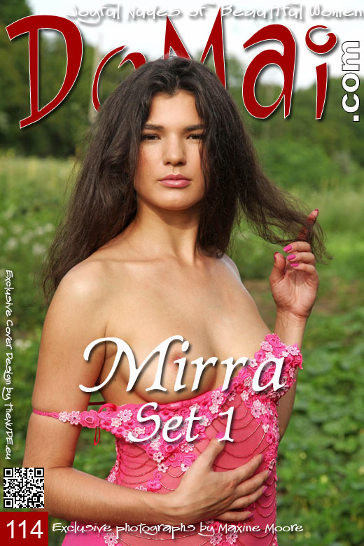 Mirra - `Set 1` - by Maxine Moore for DOMAI