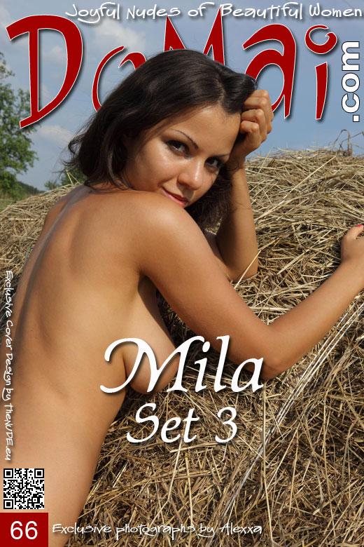 Mila - `Set 3` - by Alexxa for DOMAI