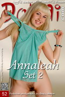 Annaleah in Set 2 gallery from DOMAI by Henry Sharpe