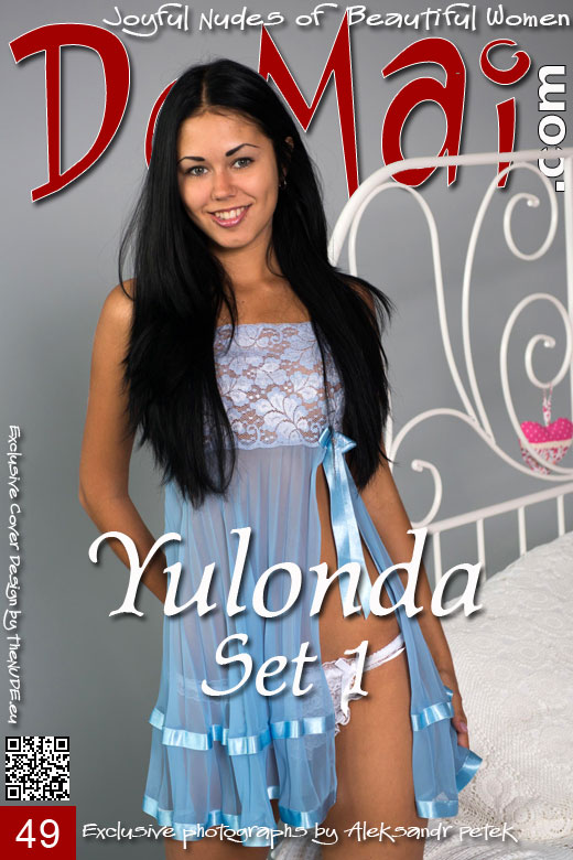 Yulonda - `Set 1` - by Aleksandr Petek for DOMAI