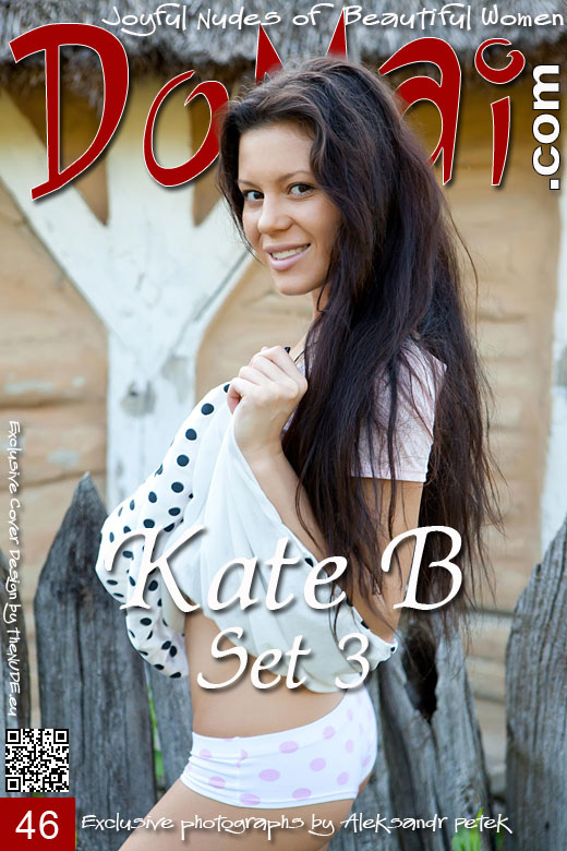 Kate B - `Set 3` - by Aleksandr Petek for DOMAI