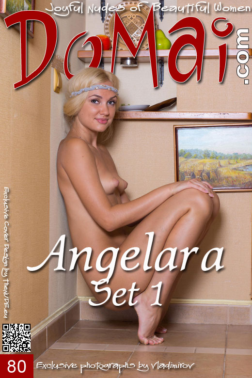 Angelara - `Set 1` - by Vladimirov for DOMAI