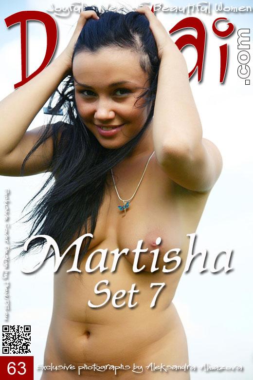Martisha - `Set 7` - by Aleksandra Almazova for DOMAI