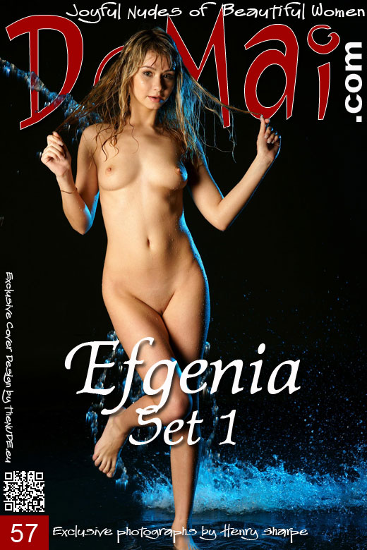 Efgenia - `Set 1` - by Henry Sharpe for DOMAI