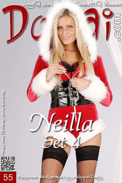 Neilla - `Set 4` - by Philippe Carly for DOMAI