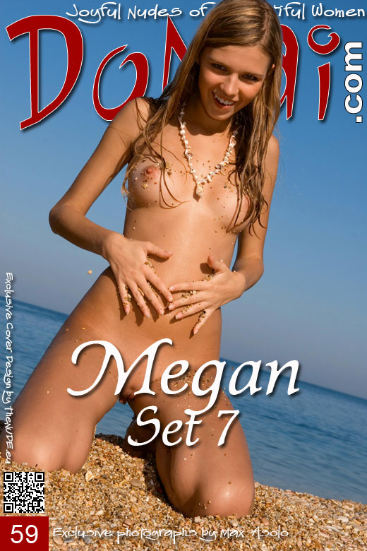 Megan - `Set 7` - by Max Asolo for DOMAI