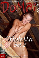 Violetta in Set 2 gallery from DOMAI by Arturo