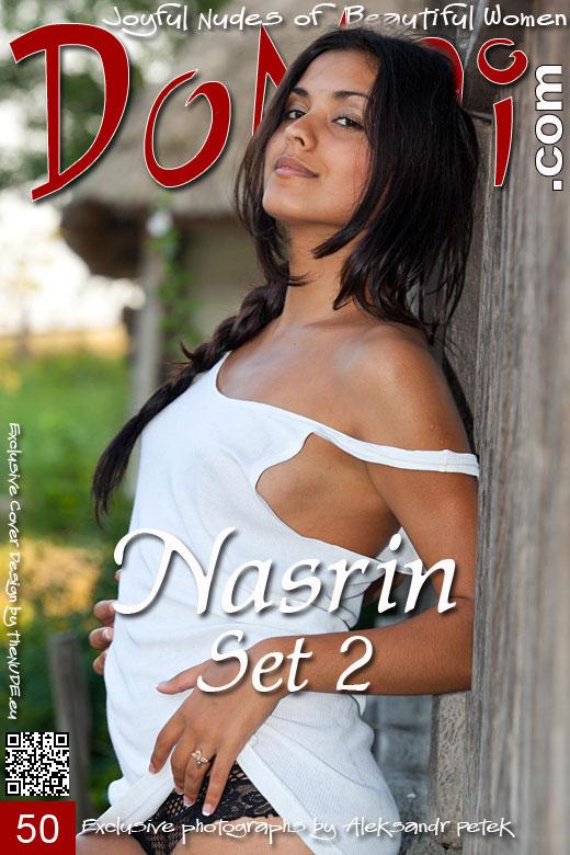 Nasrin in Set 2 gallery from DOMAI by Aleksandr Petek