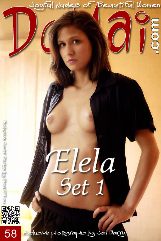 Elela - `Set 1` - by Jon Barry for DOMAI