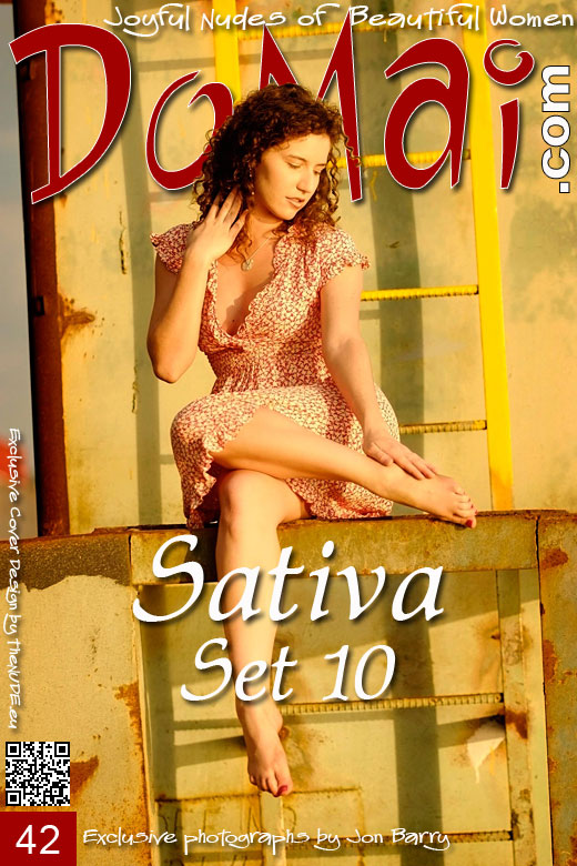 Sativa - `Set 10` - by Jon Barry for DOMAI