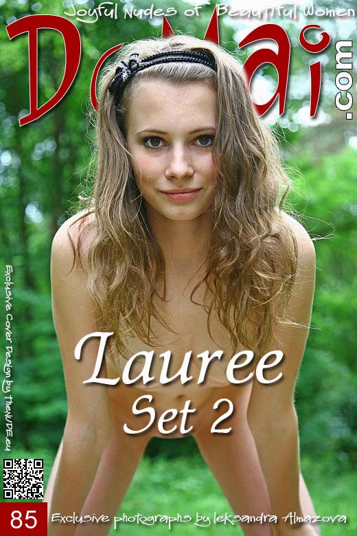 Lauree - `Set 2` - by Aleksandra Almazova for DOMAI