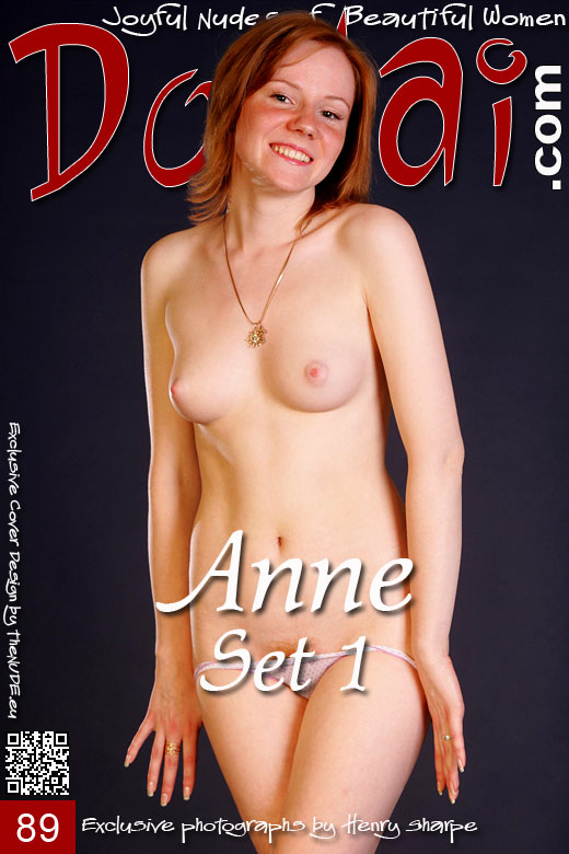Anne - `Set 1` - by Henry Sharpe for DOMAI