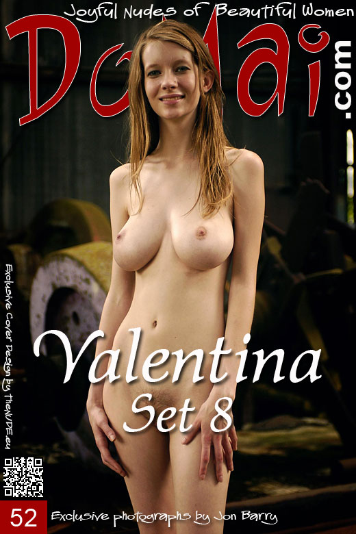 Valentina - `Set 8` - by Jon Barry for DOMAI