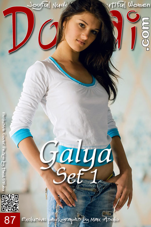 Galya - `Set 1` - by Max Asolo for DOMAI