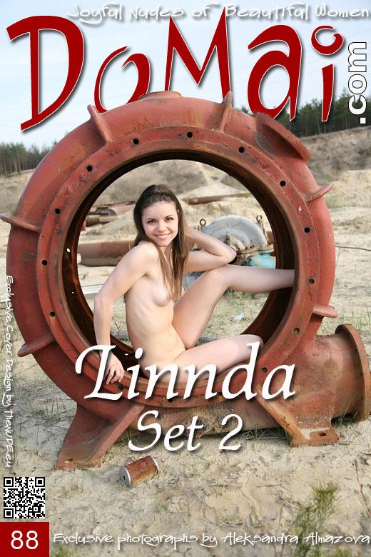 Linnda - `Set 2` - by Aleksandra Almazova for DOMAI