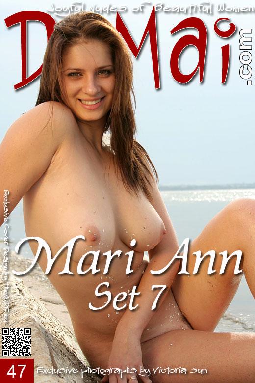 Mari Ann - `Set 7` - by Victoria Sun for DOMAI
