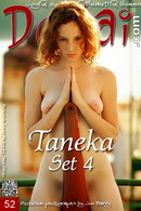 Taneka in Set 4 gallery from DOMAI by Jon Barry
