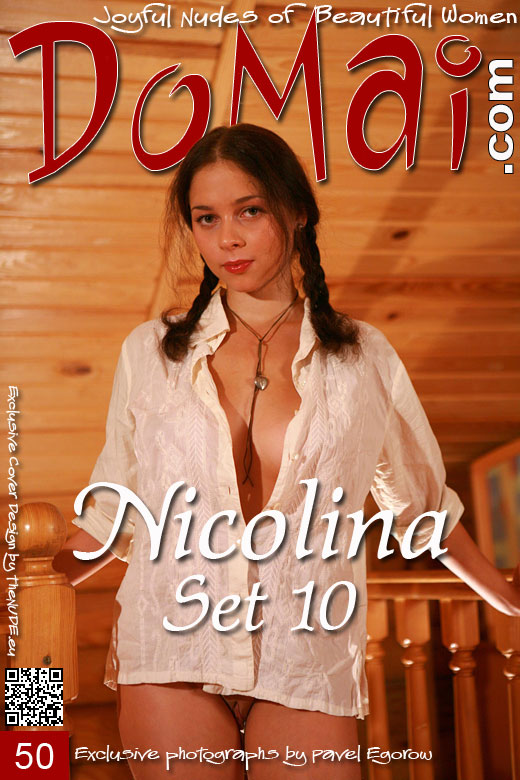 Nicolina - `Set 10` - by Pavel Egorow for DOMAI