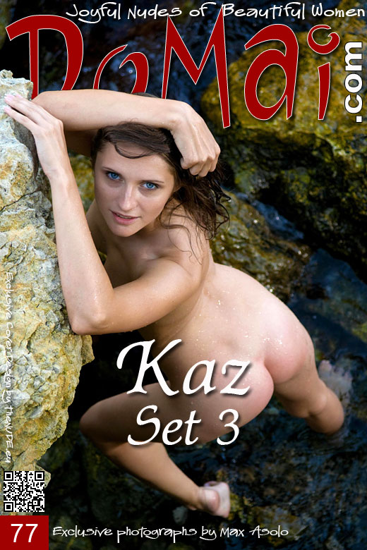 Kaz - `Set 3` - by Max Asolo for DOMAI