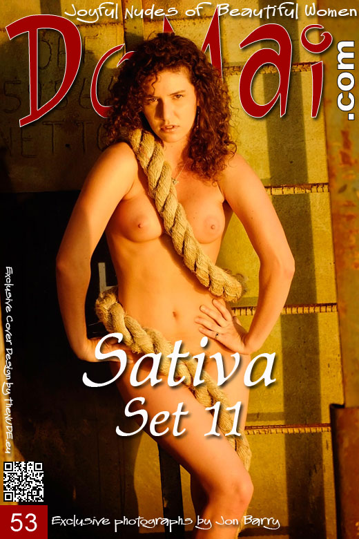 Sativa - `Set 11` - by Jon Barry for DOMAI