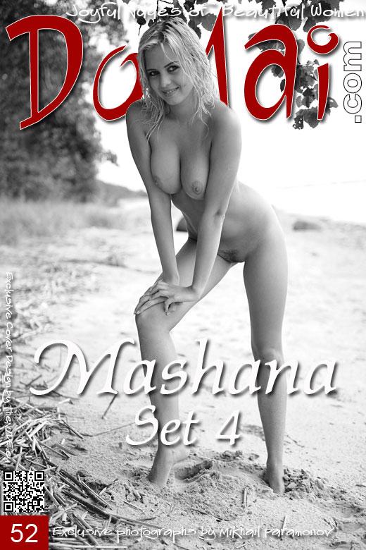 Mashana - `Set 4` - by Mikhail Paramonov for DOMAI