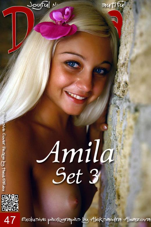 Amila - `Set 3` - by Aleksandra Almazova for DOMAI