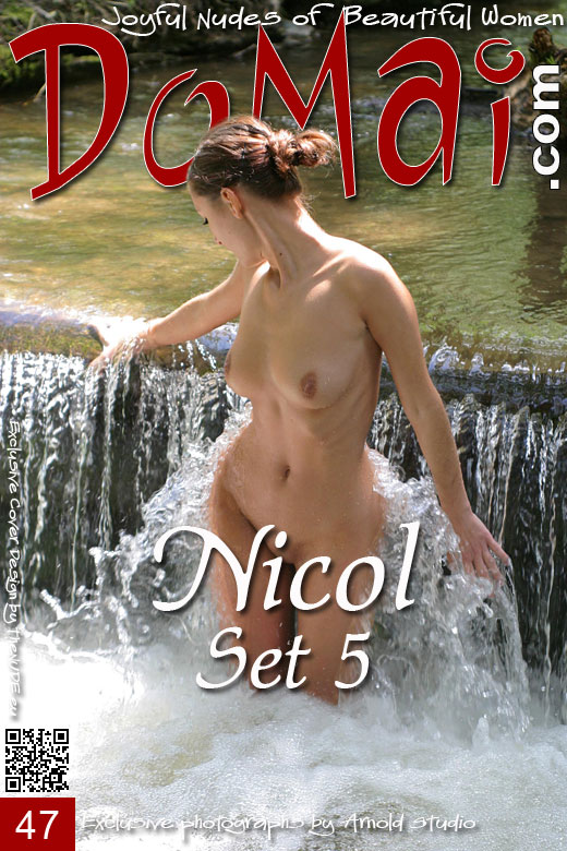 Nicol in Set 5 gallery from DOMAI by Arnold Studio