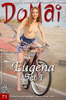 Eugena in Set 1 gallery from DOMAI by Victoria Sun