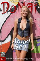 Angel in Set 1 gallery from DOMAI by Philippe Carly