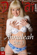 Annaleah in Set 3 gallery from DOMAI by Henry Sharpe