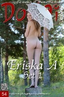 Eriska A in Set 1 gallery from DOMAI by Paramonov