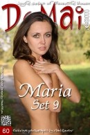 Maria A in Set 9 gallery from DOMAI by Vlad Egorov
