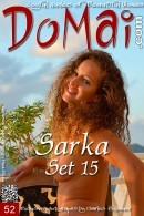 Sarka in Set 15 gallery from DOMAI by Charles Hollander