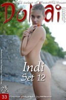 Indi in Set 12 gallery from DOMAI by Paramonov