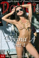 Divina A in Set 1 gallery from DOMAI by Pasha