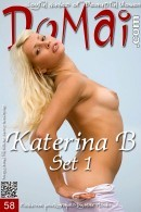 Katerina B in Set 1 gallery from DOMAI by Max Asolo
