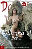 Valerina A in Set 1 gallery from DOMAI by Slava Zemskov