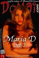 Maria D in Set 3 gallery from DOMAI by Ron Offlin